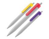 Kugelschreiber aus Kunststoff mit Clip Standard